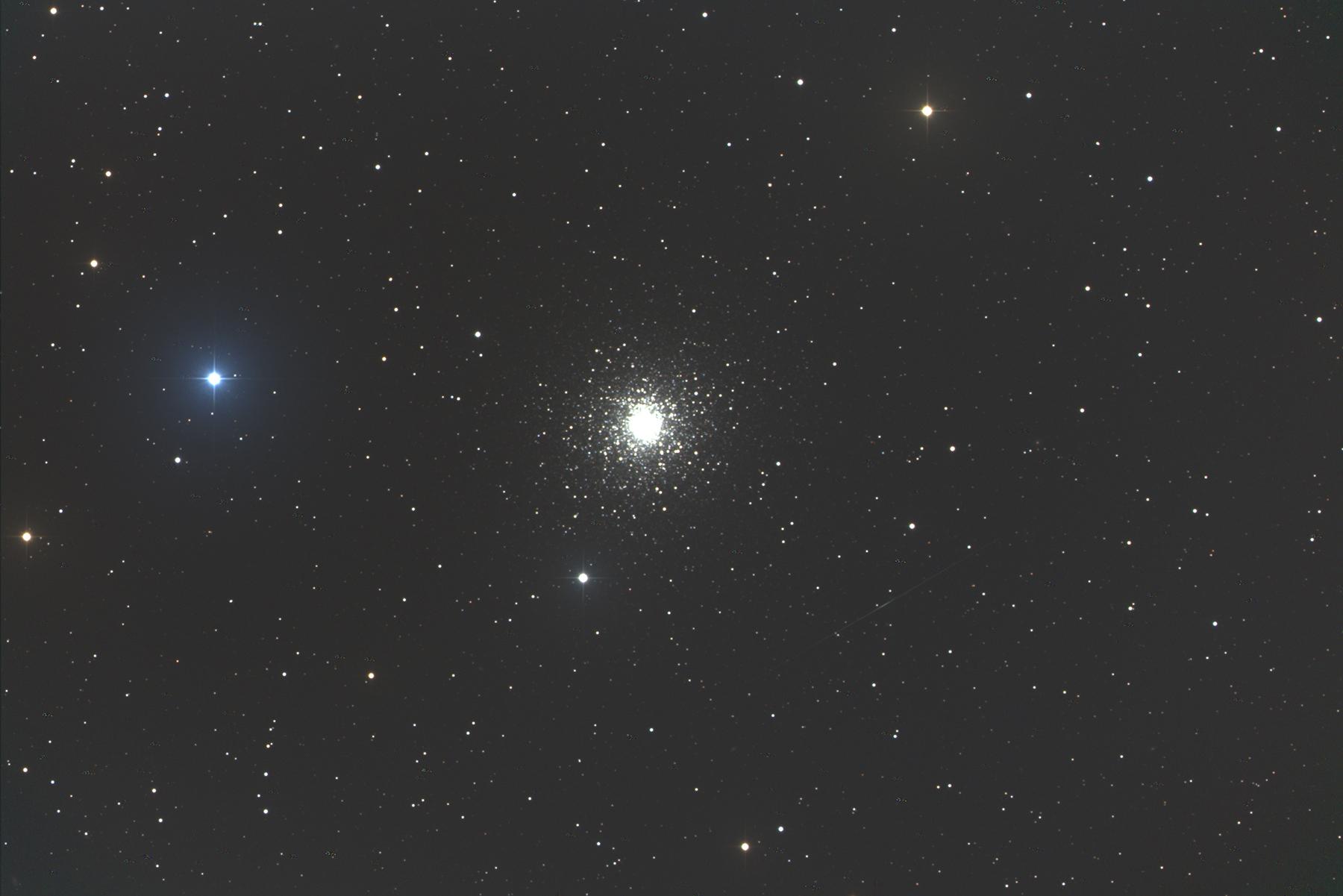 Pesgasus Open Cluster M15